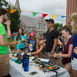 UFest Fair for Incoming Students
